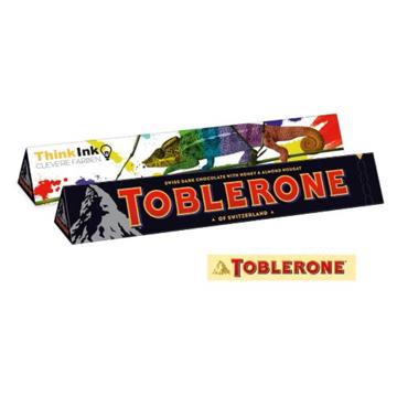 promotional toblerone