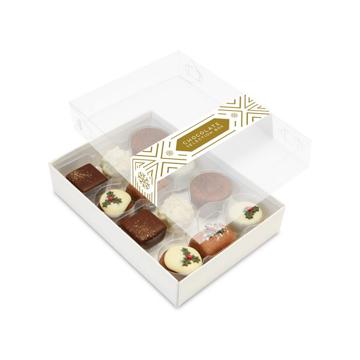 promotional christmas chocolate selection box